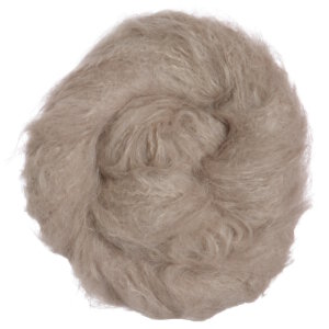 Blue Sky Fibers Brushed Suri Yarn - 906 Toasted Marshmallow
