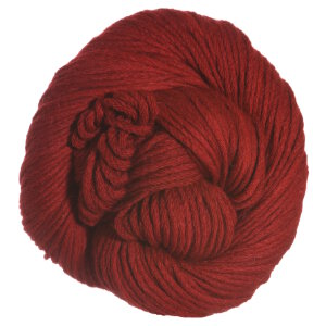 Blue Sky Fibers Worsted Hand Dyes Yarn - 2000 Red