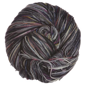 Colinette Jitterbug Yarn - 087 Bright Charcoal