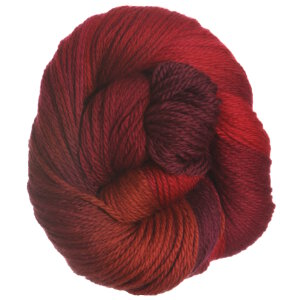 Lorna's Laces Shepherd Worsted Yarn - Red Rover