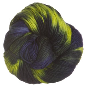 Malabrigo Worsted Merino Yarn - 059 - Lime Blue