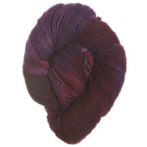 Malabrigo Worsted Merino Yarn - 204 Velvet Grapes