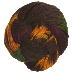 Malabrigo Worsted Merino Yarn - 207 - S M Gold