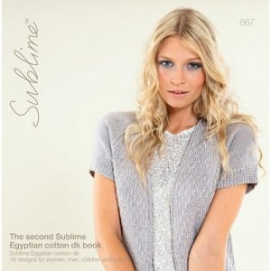 Sublime Books - 667 - The Second Sublime Egyptian Cotton DK Book