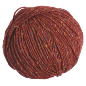 Sublime Luxurious Aran Tweed Yarn - 370 Red Earth