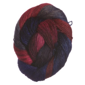 Queensland Collection Llama Lace Yarn - 11 Hot Pink, Purple