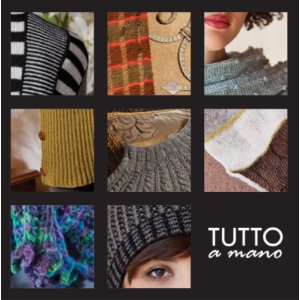 Isager Pattern Books - Tutto a mano