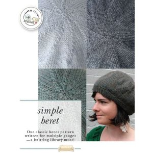 Knitbot Patterns - Simple Beret Pattern
