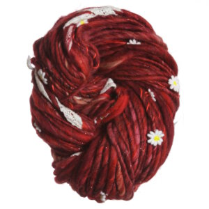 Knit Collage Daisy Chain Yarn - Chili Pepper