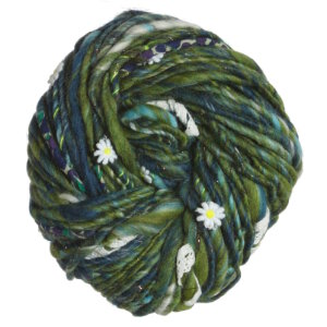 Knit Collage Daisy Chain Yarn - Grasshopper