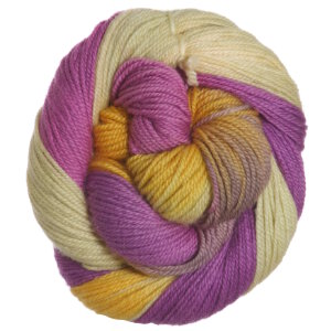 Lorna's Laces Shepherd Sport Yarn - '14 March - Bon Temps Rouler