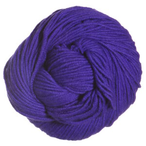 HiKoo SimpliWorsted Yarn - 033 Red Hat Purple