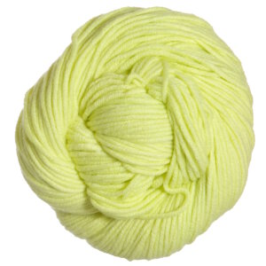 HiKoo SimpliWorsted Yarn - 026 Pale Yellow