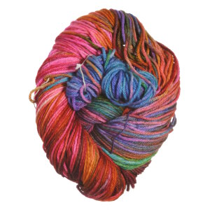 Madelinetosh Tosh DK Yarn - 2nd Exclusive - Technicolor Dreamcoat