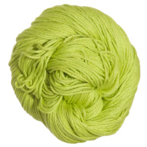 Tahki Cotton Classic Yarn - 3723 - Light Lime Green (Discontinued)