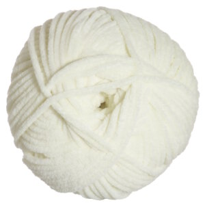 James C. Brett Flutterby Chunky Yarn - 04 Cream