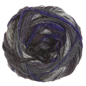 Noro Silk Garden Sock Yarn - 358 Grey, White, Purple
