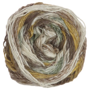 Noro Silk Garden Sock Yarn - 359 Natural, Gold, Brown (Discontinued)