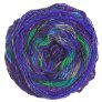 Noro Silk Garden Sock Yarn - 008 Royal, Purple, Green