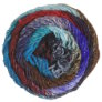 Noro Taiyo - 56 Turquoise, Brown, Red, Cobalt