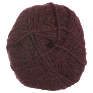 Plymouth Encore Worsted Yarn - 0686 Wine Heather