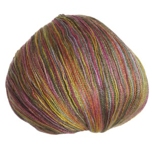 Juniper Moon Farm Findley Dappled Yarn - 118 Yellow, Green, Pink
