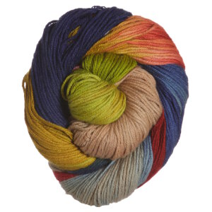 Lotus Autumn Wind Hand Dyed Yarn