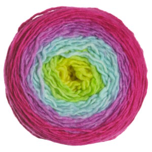 Freia Fine Handpaints Ombre Sport Yarn - Hard Candy