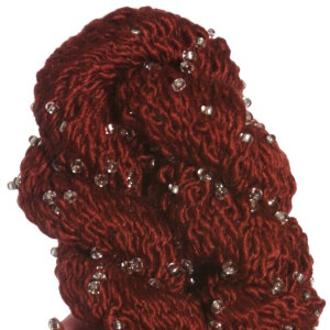 Louisa Harding Grace Hand Beaded Yarn - 19 Russet