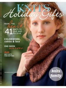 Interweave Knits Magazine - '13 Holiday Gifts