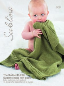 Sublime Books - 668 - The Thirteenth Little Sublime Hand Knit Book