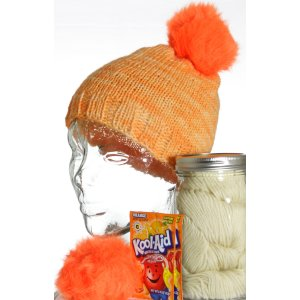 Jimmy Beans Wool Dye-It-Yourself Gift Set - Orange