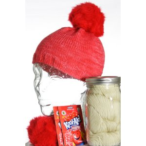 Jimmy Beans Wool Dye-It-Yourself Gift Set - Cherry