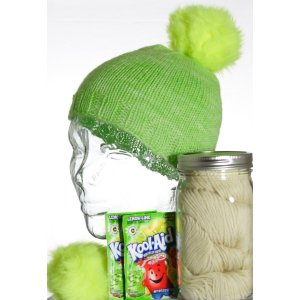 Jimmy Beans Wool Dye-It-Yourself Gift Set - Lemon Lime