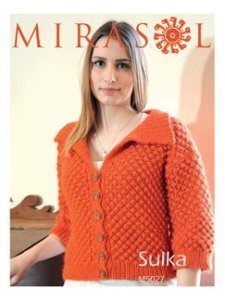 Mirasol Patterns - 3/4 Sleeve Jacket M5027 Pattern