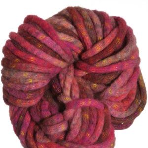 Knitting Fever Riviera Yarn - 503 Pink, Brown