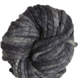 Knitting Fever Riviera Yarn - 508 Grey, Charcoal
