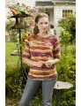 Universal Yarns Bamboo Bloom Morning Market Tee