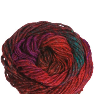 Noro Kama Yarn - 32 Orange, Blue, Grey, Brown