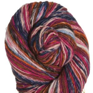 Noro Kirara Yarn - 23 - Pink, Grey, Blue, Orange
