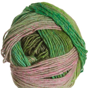 Noro Shiro Yarn - 05 Green, Olive, Pink