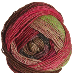 Noro Shiro Yarn - 08 Cocoa, Wine, Cranberry