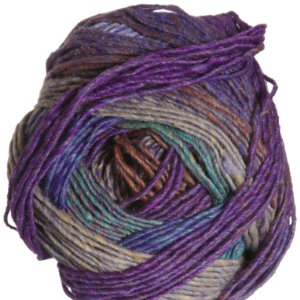 Noro Shiro Yarn - 09 Purple, Rust, Green