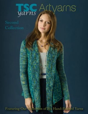 TSC Artyarns Books - Second Collection