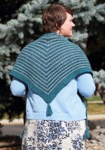 Berroco Remix Ohana Shawl Kit - Scarf and Shawls