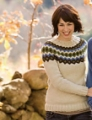 Berroco Comfort Chunky Glarna Sweater Kit