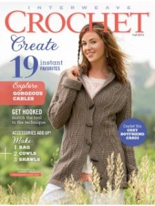 Interweave Crochet Magazine - '13 Fall