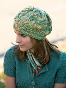 Berroco Comfort Hat Kit - Hats and Gloves