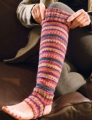 Berroco Comfort Sox Sunderland Knee High Socks Kit