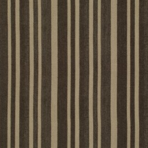 Tim Holtz Eclectic Elements Fabric - Ticking - Taupe